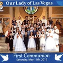 First Holy Communion May 11, 2019 photo album thumbnail 1